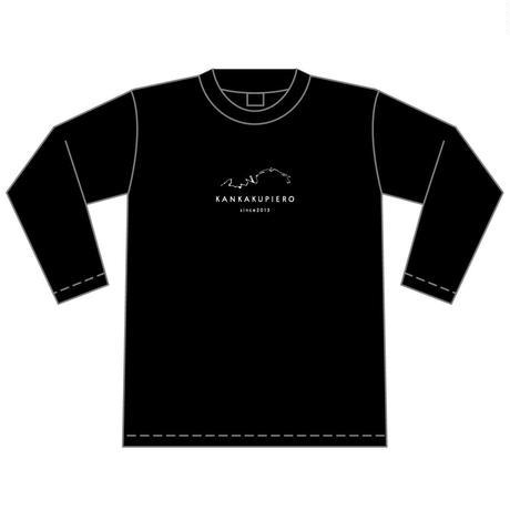 A-F ロンT <ブラック>【感覚ピエロ】