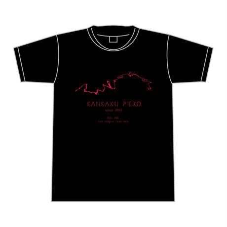 ロゴ Tシャツ【感覚ピエロ】