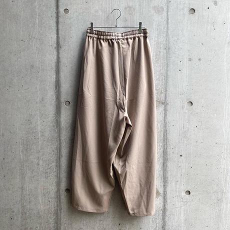 jiji -  EASY PANTS [ BEIGE ]
