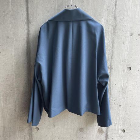 VUy - short jacket [ BLUE ]