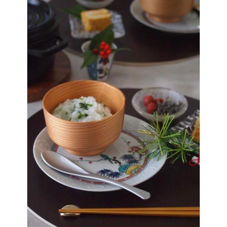 ミニ粥スプーン シルバー/ゴールド
