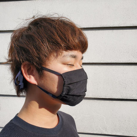 - Kashi -  POLSマスク    col:ブラック