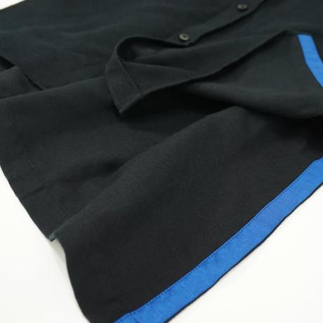 -  UROKO  -            ラグランワンピース  col:ブラック