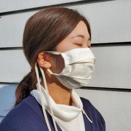 - Kashi -  POLSマスク    col:ホワイト