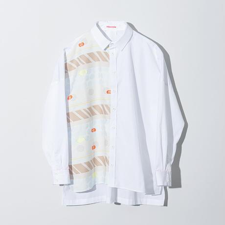 -  BUG  -      シャツ   col:ホワイト