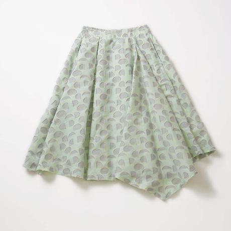 -  Tsuki  -            スカート  col:グレー
