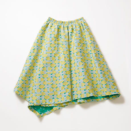 -  Tsuki  -            スカート  col:レモン