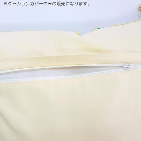- Tsuki -   クッションカバー  col :レモン