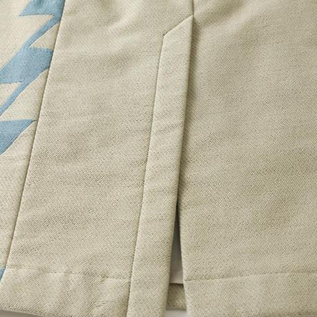 -  P-CHIDORI  - タイトスカート  col:ライトグレー