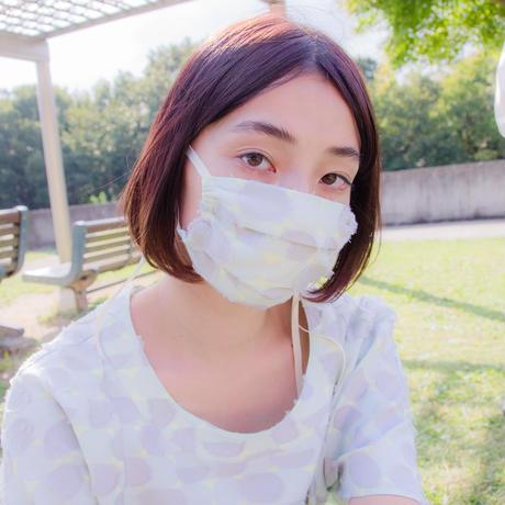 - Tsuki -  POLSマスク    col:グレイ