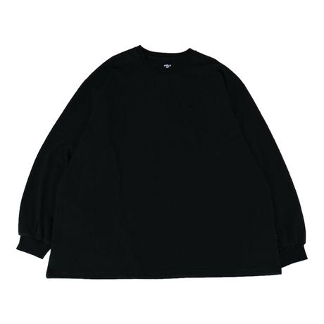 POLY LONG T 【black】