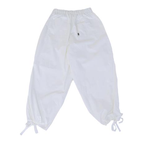 LOOSE WORK PANTS【white】