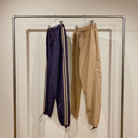 POLY ORIGINAL NYLON PANTS【BEIGE】