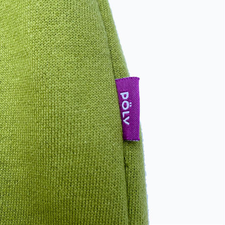 I AM NOT POLYESTER HOODIE【GREEN】