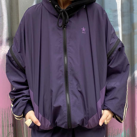 POLY ORIGINAL  BOURSON【PURPLE】