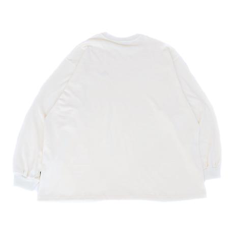 POLY LONG T【white】