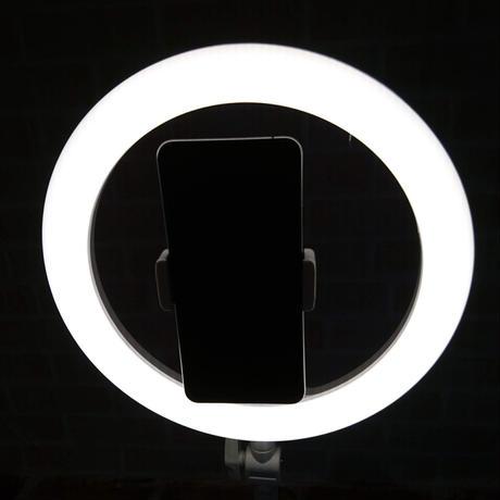 Ring light mobile holder リングライト スマホホルダー