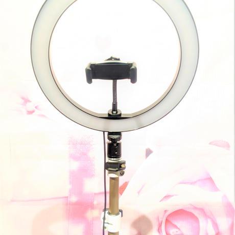 Ring light 10inchi model リングライト三脚