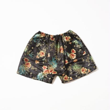 チャイナサウナパンツ 花柄