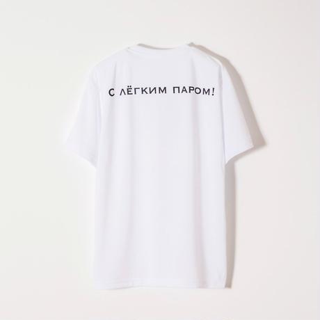 しらかばドライTシャツ
