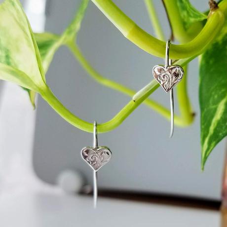 heart hawaiian pierce