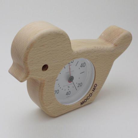 MOCO-MO 温湿度計 ことり