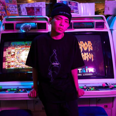 """WARP HACKALL T-shirts """"PINK"""""""