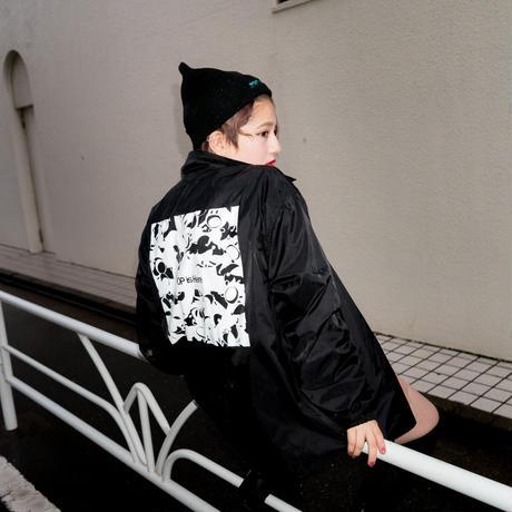 "HACKALL COACH Jacket ""BLACK"""