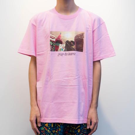 "AR SHIBUYA T-shirts ""PINK"""