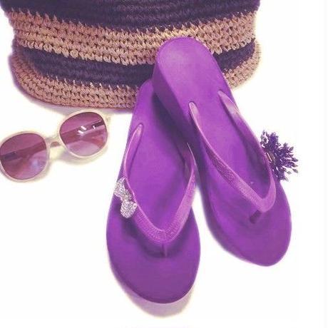 Purple Summer Style