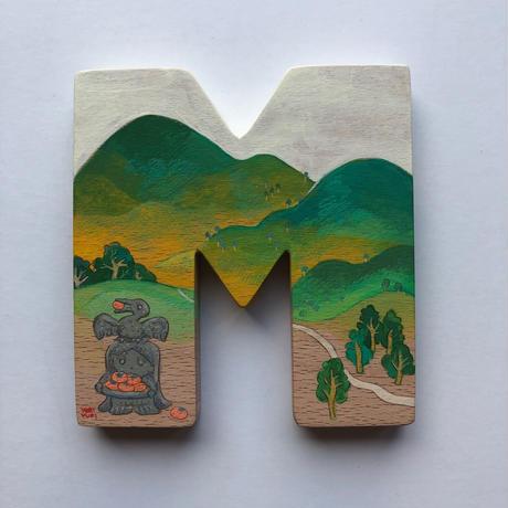 Yoriyuki Ikegami painting M