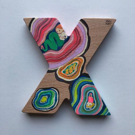 Yoriyuki Ikegami|painting X