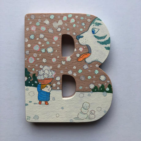 Yoriyuki Ikegami|painting B