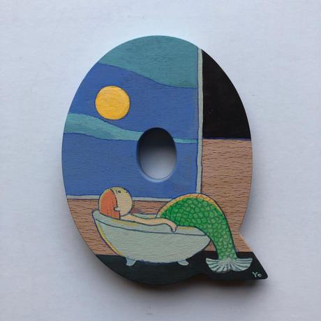 Yoriyuki Ikegami|painting Q