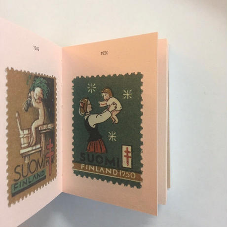 POSTAGE STAMP CHILDREN&CHRISTMAS