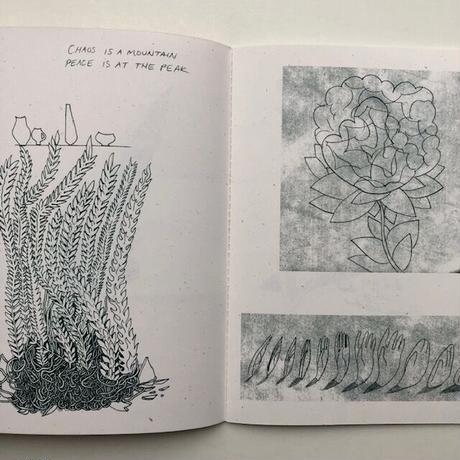 sab meynert|new drawings, new heart(限定版)