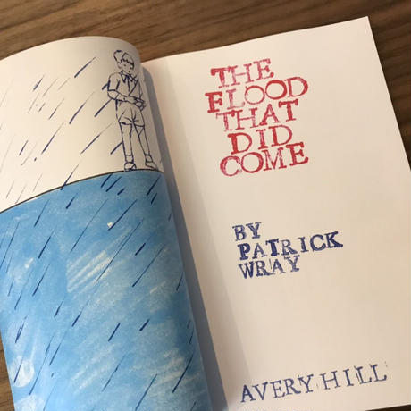 PATRICK WRAY/ THE FLOOD THAT DID COME