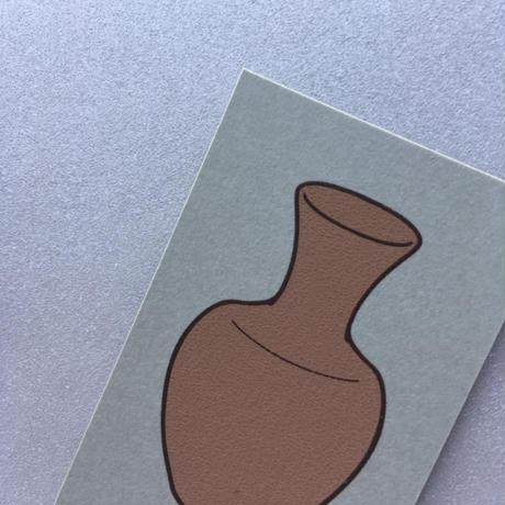 0.1 |鳥の置物のカード