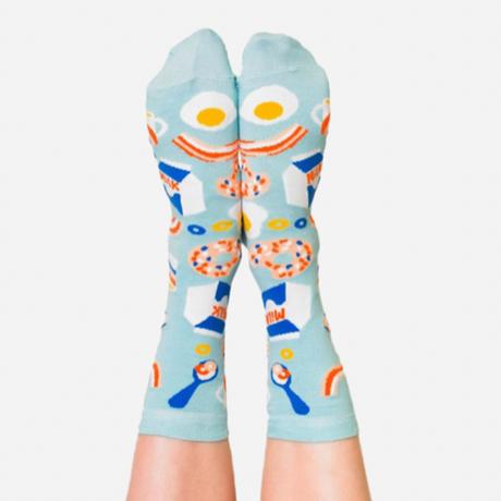 アメリカ西海岸の楽しい靴下