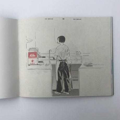 tabacobooks/ 110Vトランス vol.3