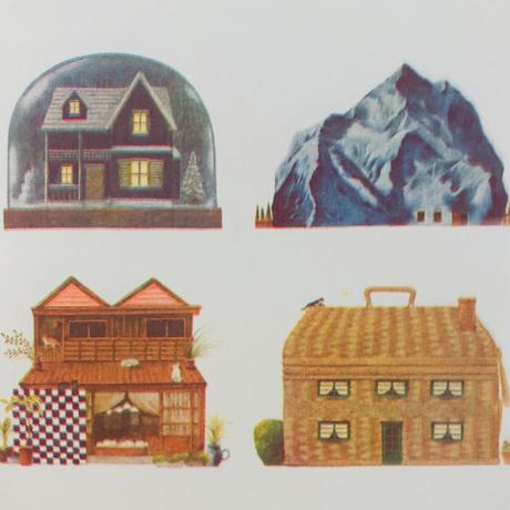 嶽まいこ/ リソポスター the DREAM HOUSE