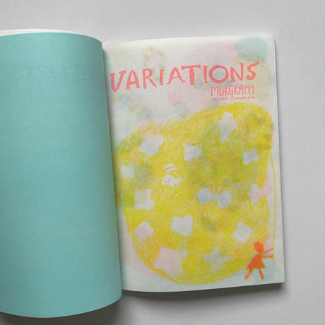 Akinori Shimodaira|VARIATIONS