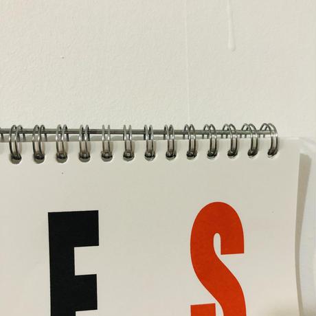 Corners/ A2 RISO壁掛けカレンダー