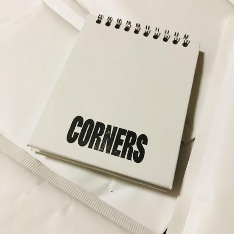 Corners/ 卓上カレンダー