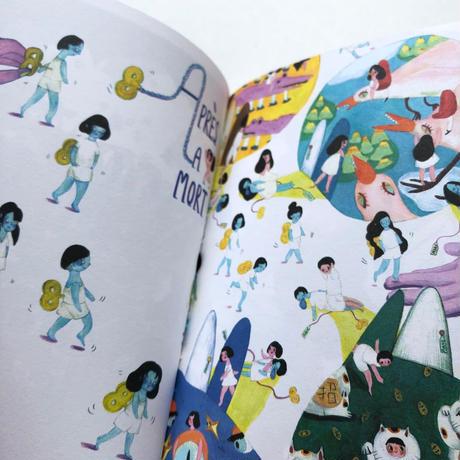 WT_Comics Vol.1 中国オルタナティブ・コミックアンソロジー 死後の世界