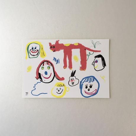 merry-mj   ポストカードセット