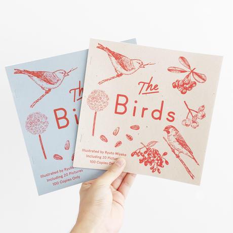 Ryuto Miyake'The Birds'