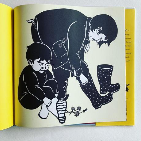 Nikki McClure の絵本