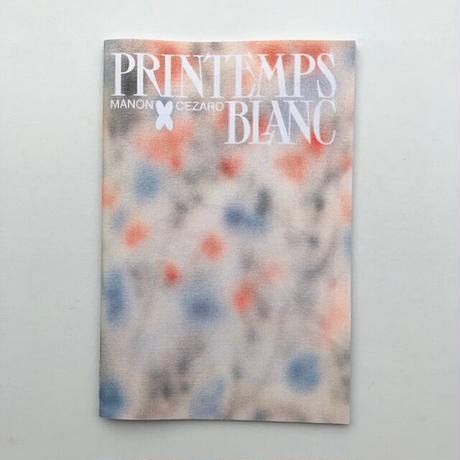 Manon Cezaro Printemps Blanc