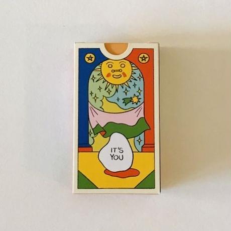 タロット・カード It's You